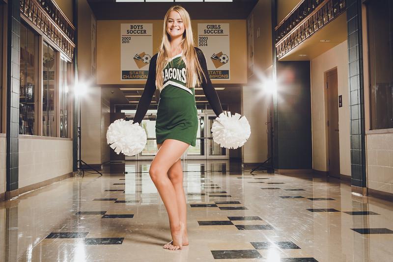 Gretna High School Dance Team 2016 Photo Session