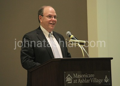 Masonicare - Nightengale Nurse Recognition - May 2, 2012