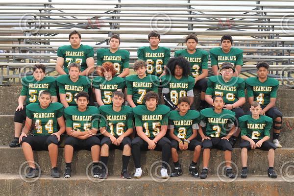 Moody Junior High Fall Sports