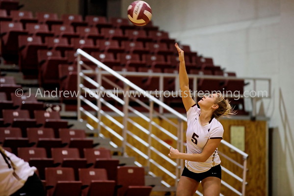 160818 Womens Volleyball Seattle Pacific Falcons versus Northwest University Eagles Snapshots