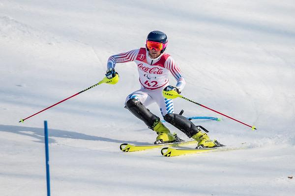 3-13-2018 Men's Super Combined - Slalom