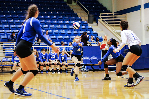 Oct 9 - LVB - JV vs TCA