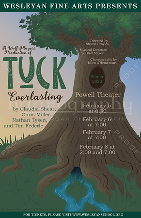 2019-20 HS Play - Tuck Everlasting