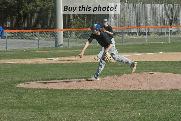 BBE baseball vs. Kimball 04-22