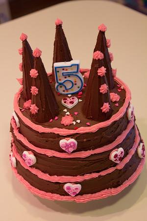 Keira's 5th Birthday