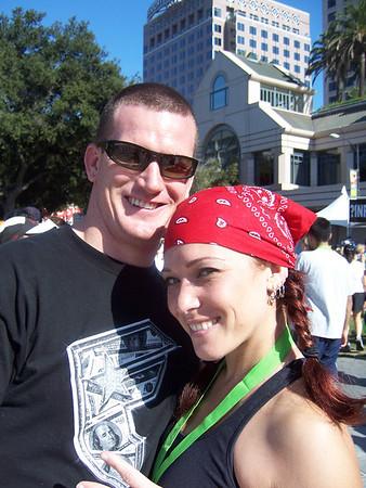 San Jose Rock n Roll Half Marathon - October 8, 2006