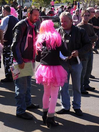 Pink Ribbon Ride 2012