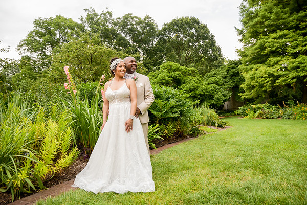 Anthony & Caira Bilal Reception Gallery