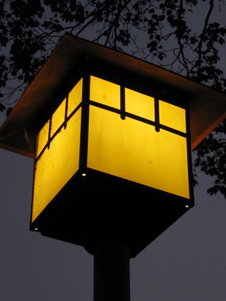 A Castaway Island light.