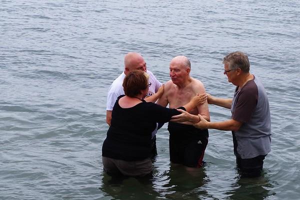 2018-08-26 Baptism at the River
