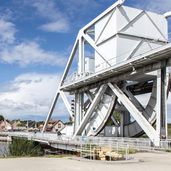 The New Pegasus Bridge
