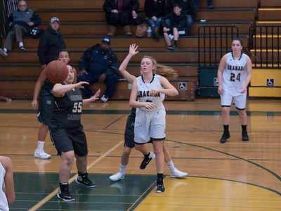 161228 GHS VARSITY WOMEN'S BASKETBALL (CENTRAL CATHOLIC)