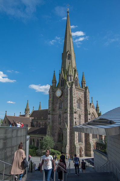 St Martin in the Bull Ring Church