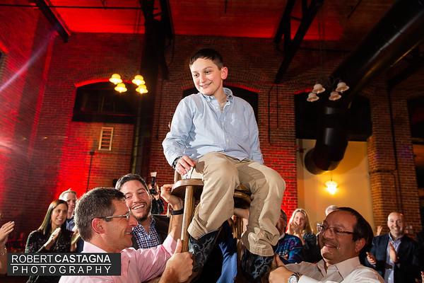 Caleb's Bar Mitzvah Celebration