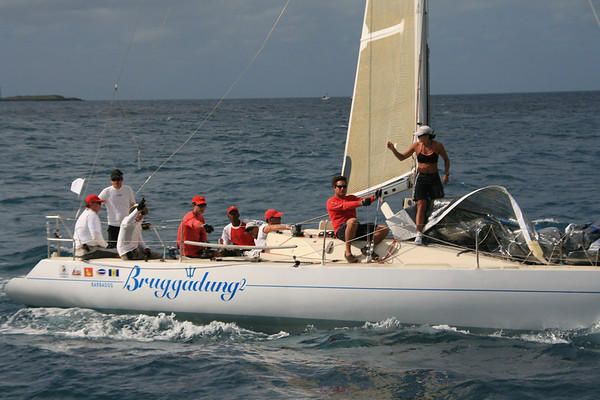 Grenada Sailing Festival 2012 Day 1 Highlights