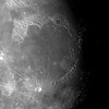 Flying high over the Mare Imbrium