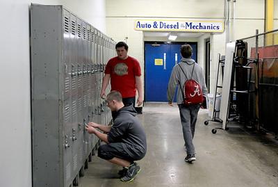 Vocational programs at Johnsburg High School