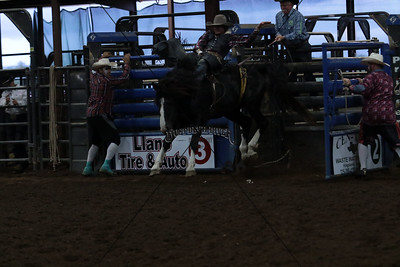 Friday Saddle Bronc and Bare Back