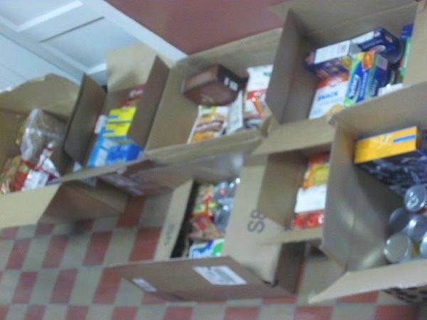 Food Drive 2013