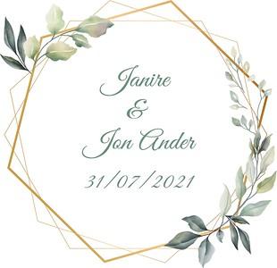 Janire  & Jon Ander