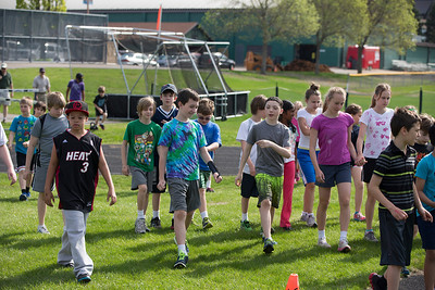 May 16, 2013: Track and field day