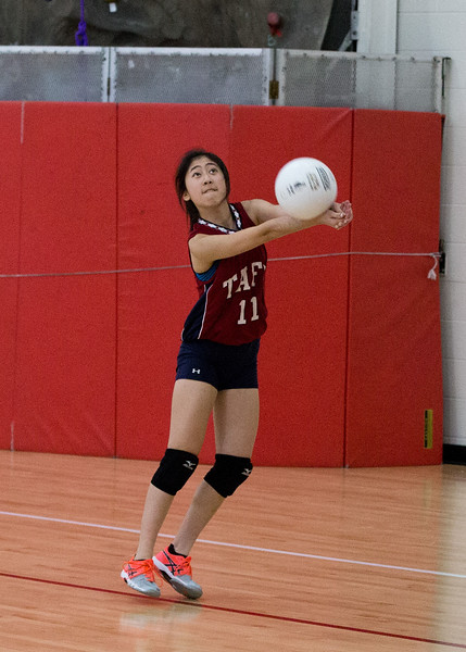 11/9/16: Thirds Volleyball vs Ethel Walker