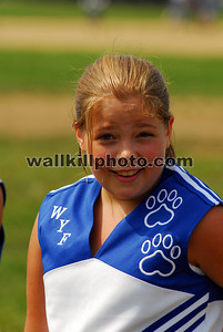 Wallkill Panther Pride vs Cornwall - Cheerleading - 9-9-07