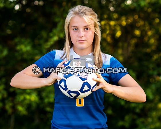 FCHS Lady Flyers Soccer Team