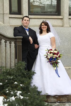 Lisha & Mark (01-13-11. S:C Temple)