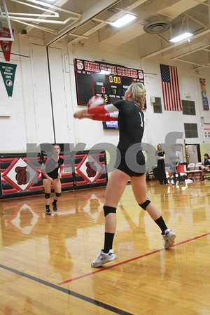 Ames @ Dodger Volleyball
