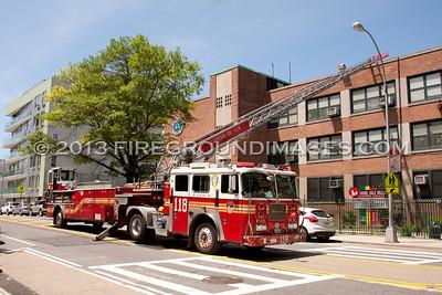 York St. Fire (Brooklyn, NY) 6/5/13
