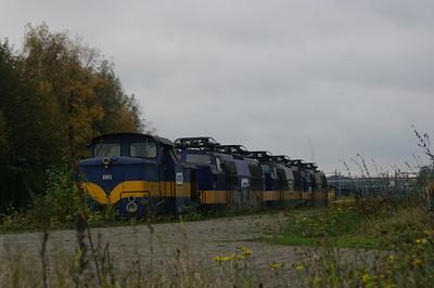 ACTS 1251 1254 1255 Den Bosch 7 november 2009