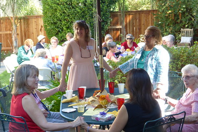 2014 Presbyterian Women Outdoor Picnic Luncheon