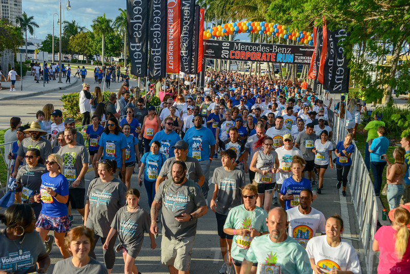 2019 West Palm Beach Mercedes-Benz Corporate Run presented by Turkish Airlines