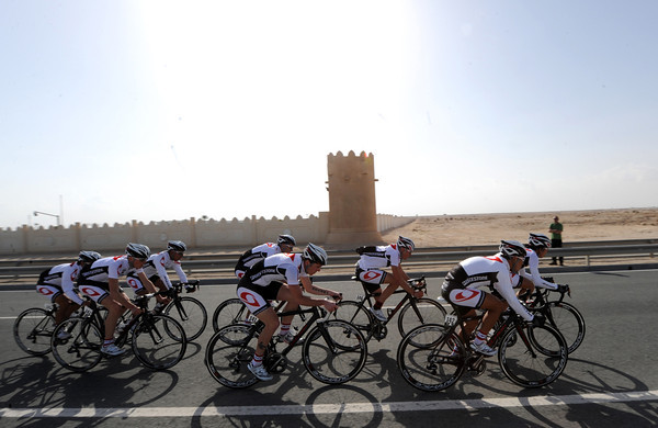 Tour of Qatar Stage 2: Lusail > Lusail, 11.3kms (TTT)