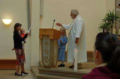 Taufe Katharina Sophie