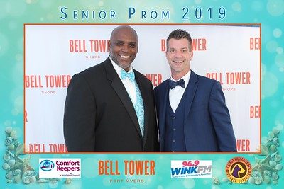 Bell Tower Shops Senior Prom 2019