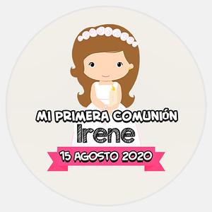 Comunión Irene