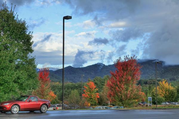 Blue Ridge Mtn - NC