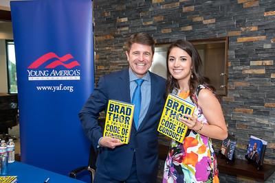 Brad Thor Book Signing
