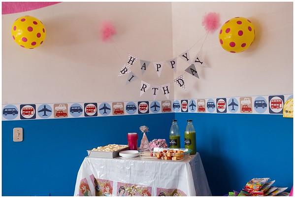 Annika's 2nd Birthday