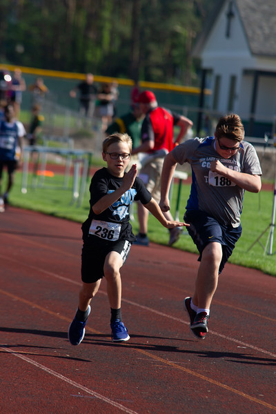 GRCMS Middle School Track Meet (2018)