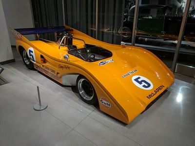 Petersen Automotive Museum - Los Angeles - 3 Feb. '17