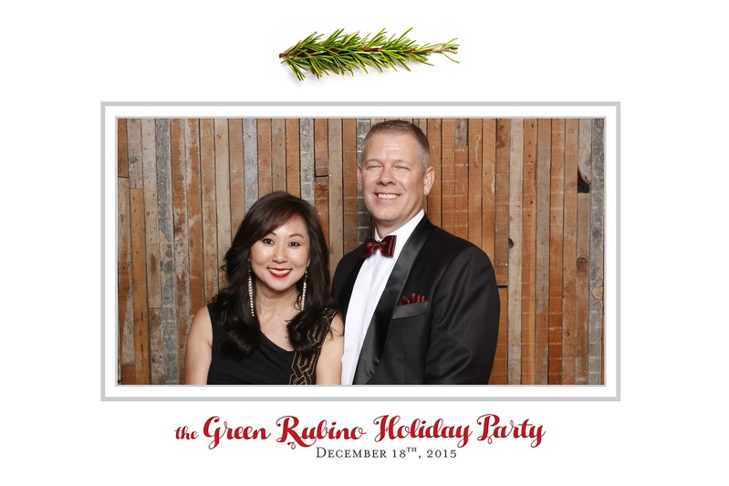 Celebrate the holidays with GreenRubino