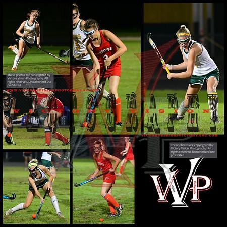Fauquier @ Woodbridge Varsity Girls Field Hockey 9-19-18