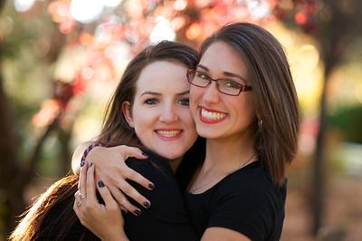 Katie & Michele 2013