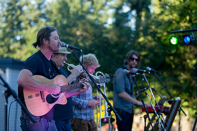 Set one: Publish the Quest: Concerts in the Park @ Ober Park August 2017