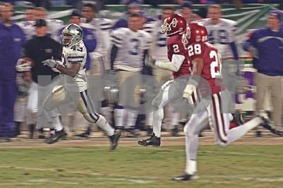 12/5/2003 - Big 12 Championship - Kansas State vs. Oklahoma - Arrowhead Stadium, Kansas City, MO
