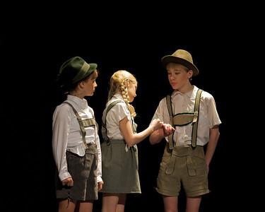 Gretel and Hansel - Gum Drop Cast