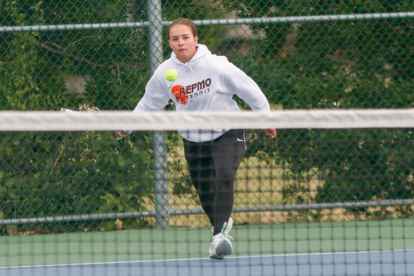 20191019 Tennis vs Central (Sectionals)